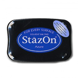 Stazon Ink Pad, 12 coloris