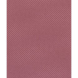 Papier scrap pois relief Romantic Mauve