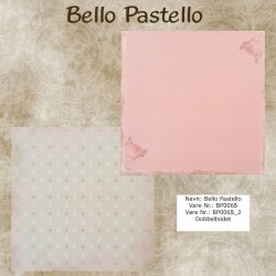 "Papier scrap ""Bello Pastello"" 65"