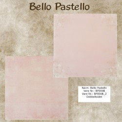 "Papier scrap ""Bello Pastello"" 66"