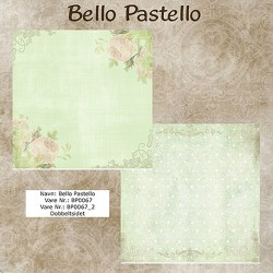 "Papier scrap ""Bello Pastello"" 67"