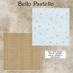 "Papier scrap ""Bello Pastello"" 69"