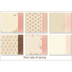 "Papier ""Fairy tale of spring"""