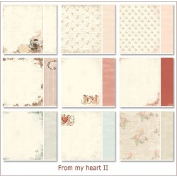 "Papiers ""from my heart II"""